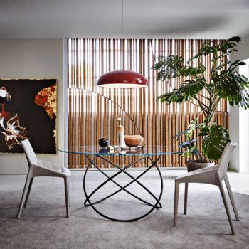 Sfera tavolo + Outline sedia - Molteni&C.