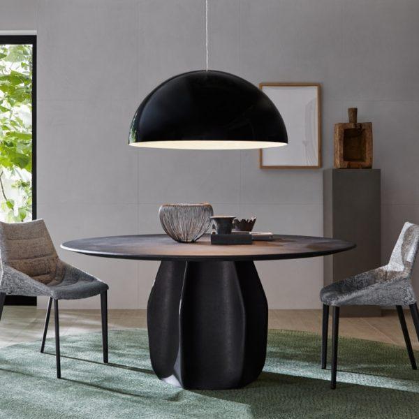 Asterias tavolo + Outline sedia - Molteni&C.