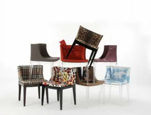 Madmoiselle poltroncina - Kartell