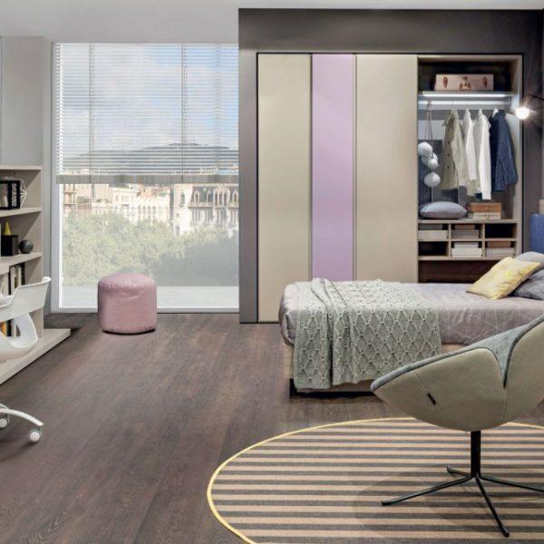 Camera ragazzi progetto arredamento d 39 interni for Progetto camera