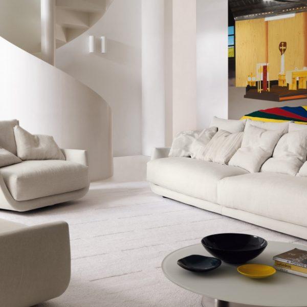 Tuliss divano +poltrona - Dèsirèe