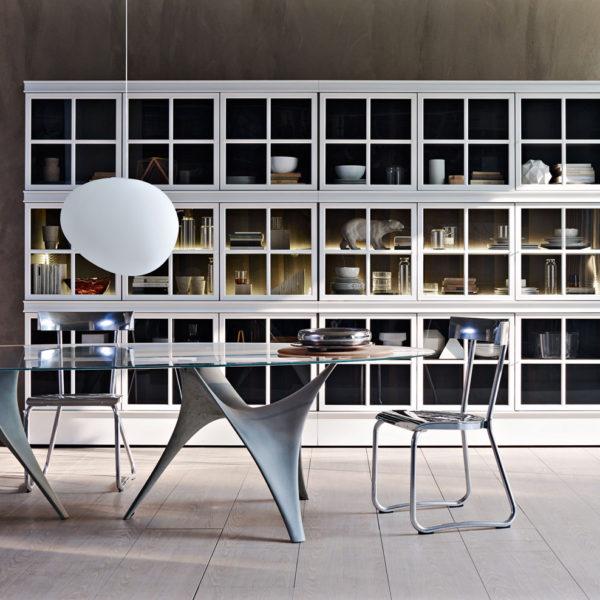 Piroscafo + Arc tavolo - Molteni&C.