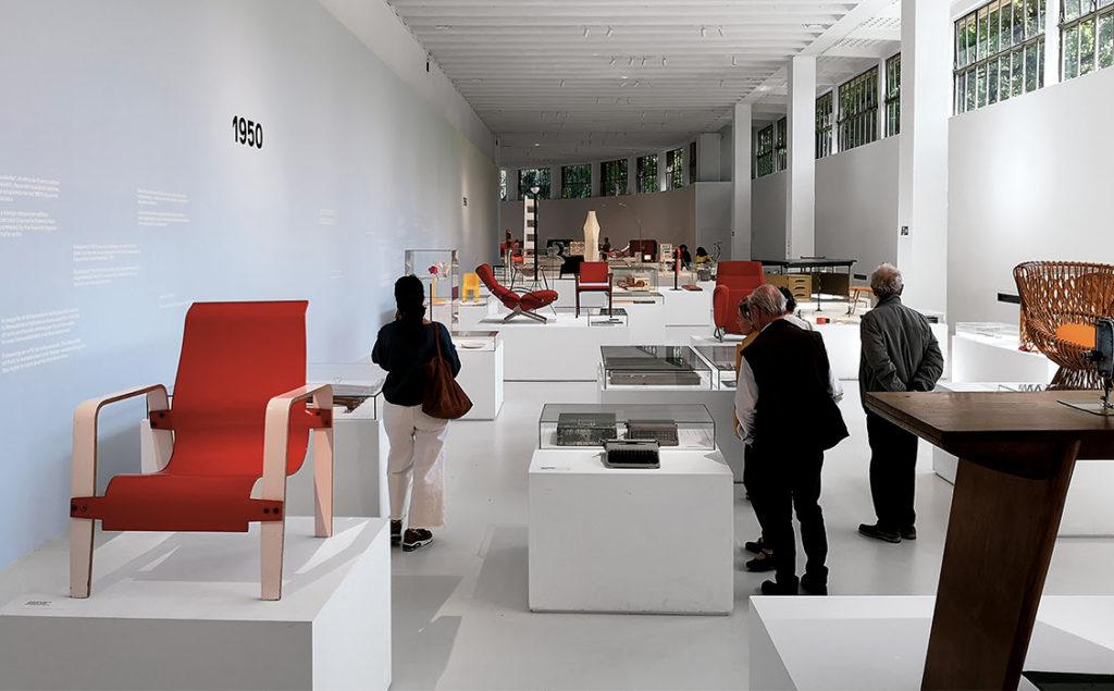 EXTENDO – Il team visita il Museo della Triennale di Milano